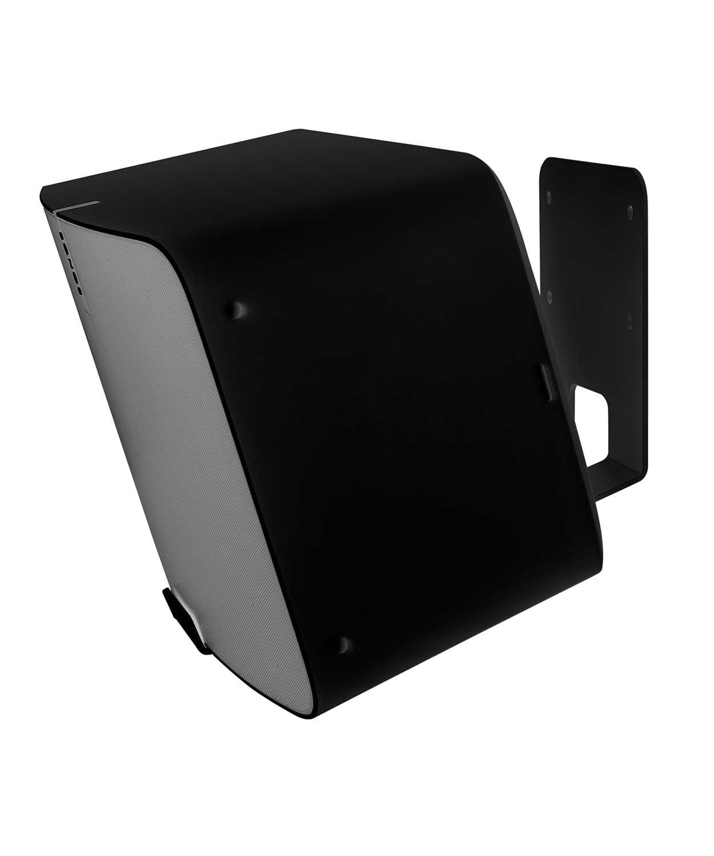 vebos muurbeugel sonos play 5 gen 2 zwart 20 graden. Black Bedroom Furniture Sets. Home Design Ideas