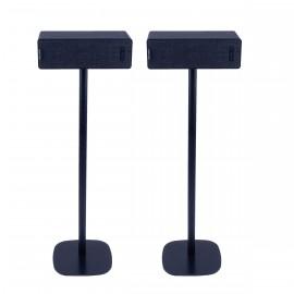 Vebos standaard Ikea Symfonisk horizontaal zwart set