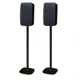 Vebos standaard Sonos Play 5 gen 2 zwart set - verticaal