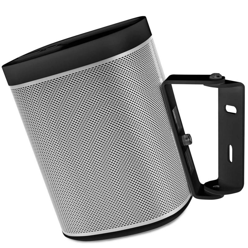 Muurbeugel Sonos Play 1 zwart 15 graden