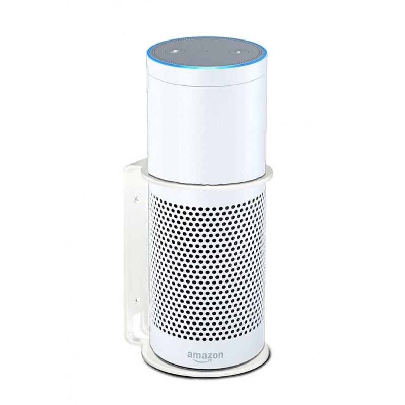 Vebos muurbeugel Amazon Echo wit