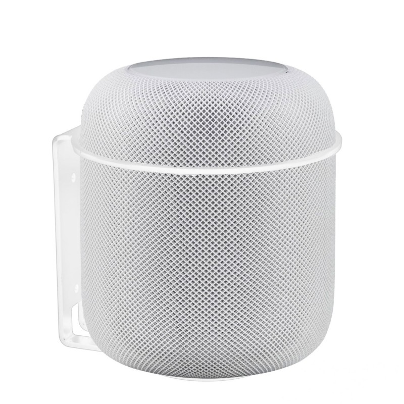 Vebos muurbeugel Apple Homepod wit