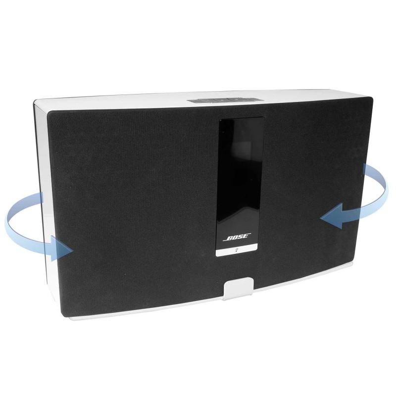 Vebos muurbeugel Bose SoundTouch 20 draaibaar wit
