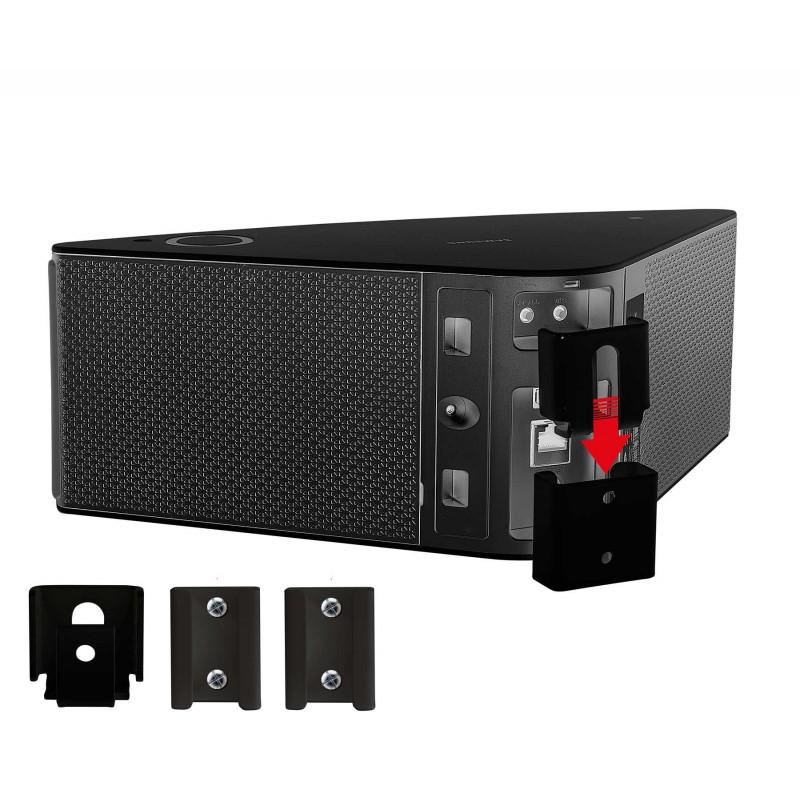Vebos portable muurbeugel M5 WAM550 zwart