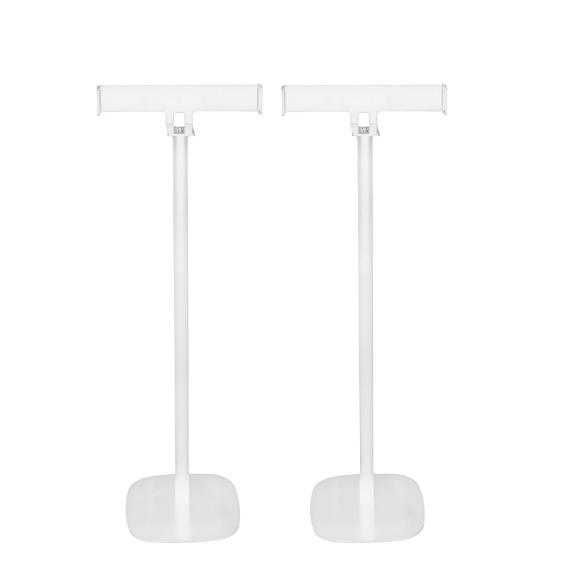Vebos standaard Ikea Symfonisk horizontaal wit set