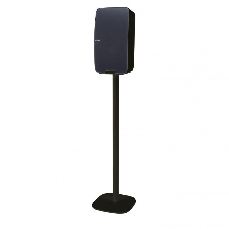 Vebos standaard Sonos Play 5 gen 2 zwart - verticaal