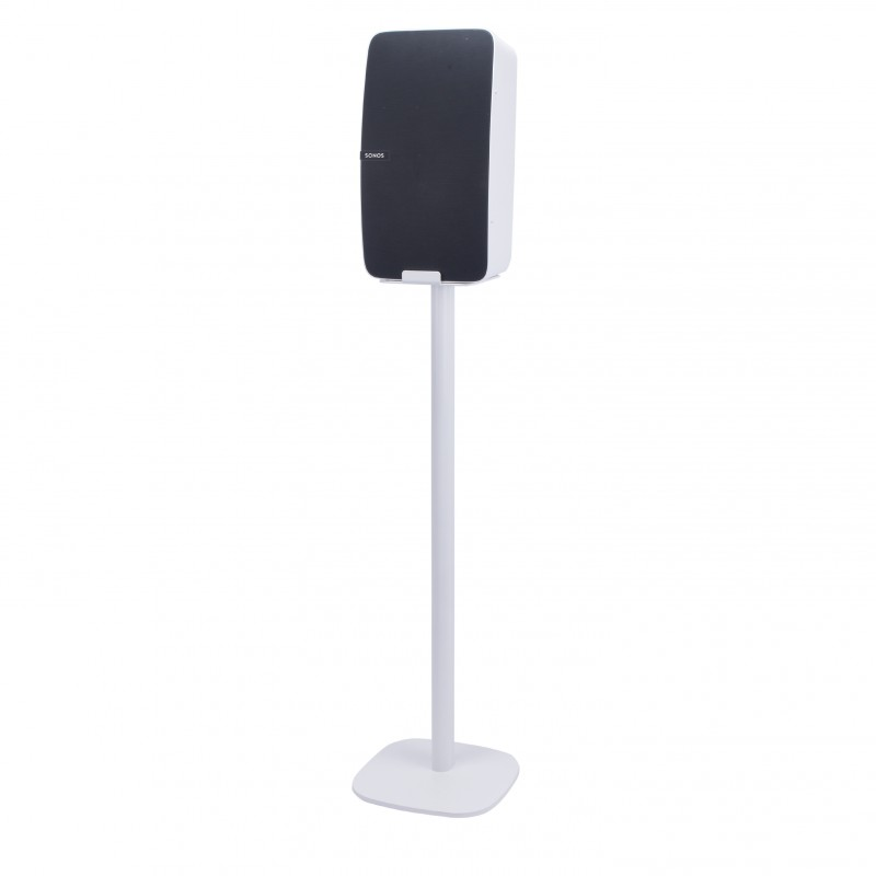Vebos standaard Sonos Play 5 gen 2 wit - verticaal